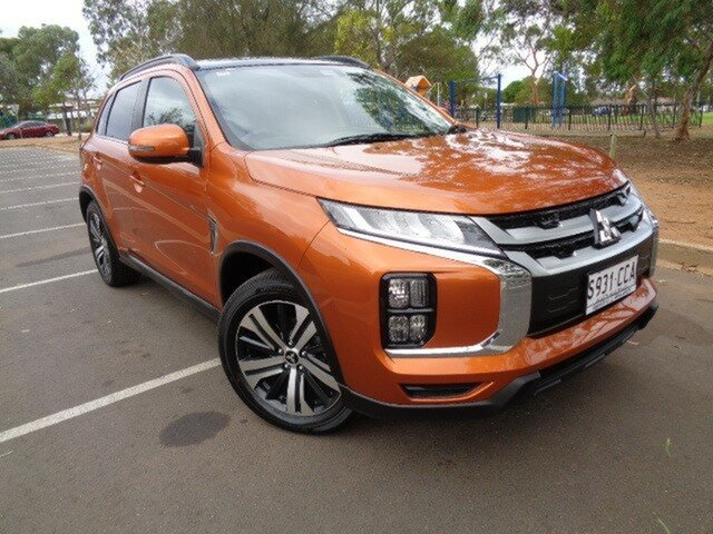 Demonstrator, Demo, Near New Mitsubishi ASX Exceed 2WD, Nailsworth, 2019 Mitsubishi ASX Exceed 2WD Wagon