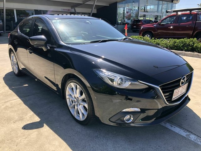Discounted Used Mazda 3 SP25 SKYACTIV-Drive GT, Yamanto, 2014 Mazda 3 SP25 SKYACTIV-Drive GT Sedan