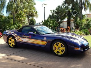 1998 Chevrolet Corvette Convertible.