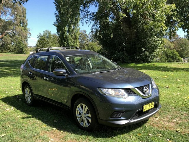 Used Nissan X-Trail ST X-tronic 4WD, Queanbeyan, 2016 Nissan X-Trail ST X-tronic 4WD Wagon