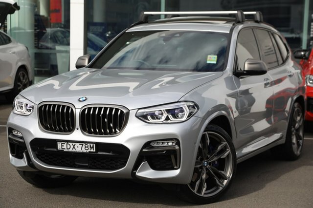 Demonstrator, Demo, Near New BMW X3 M40I, Brookvale, 2019 BMW X3 M40I Wagon