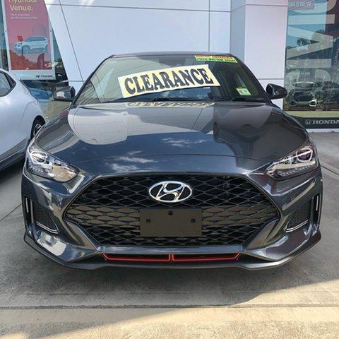 New Hyundai Veloster Turbo Coupe, Cardiff, 2019 Hyundai Veloster Turbo Coupe Hatchback