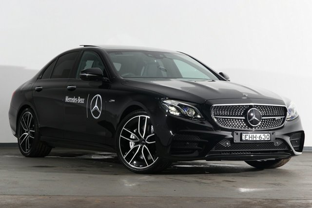 Demonstrator, Demo, Near New Mercedes-Benz E-Class E53 AMG 9G-Tronic PLUS 4MATIC+, Warwick Farm, 2020 Mercedes-Benz E-Class E53 AMG 9G-Tronic PLUS 4MATIC+ Sedan