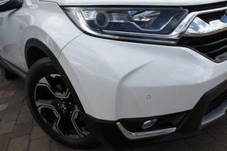 2018 Honda CR-V VTi-S FWD SUV.