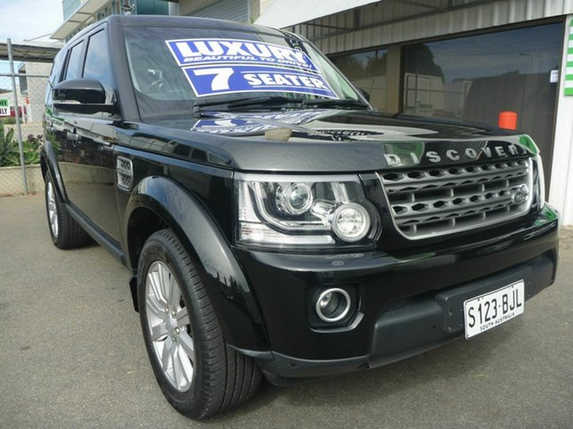 Used Land Rover Discovery TDV6, Edwardstown, 2015 Land Rover Discovery TDV6 Wagon