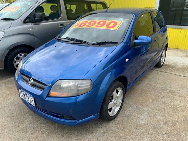 Used Holden Barina, Cranbourne, 2008 Holden Barina Hatchback