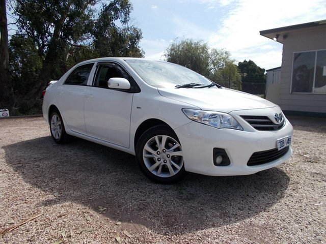 Discounted Used Toyota Corolla Ascent Sport, Bayswater, 2012 Toyota Corolla Ascent Sport Sedan