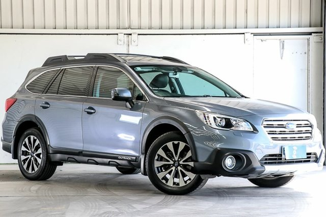 Used Subaru Outback 2.0D CVT AWD Premium, Laverton North, 2015 Subaru Outback 2.0D CVT AWD Premium Wagon