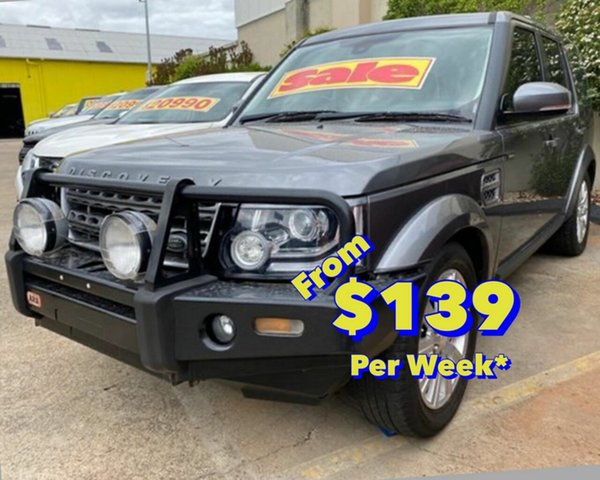 Used Land Rover Discovery SDV6 SE, Cranbourne, 2014 Land Rover Discovery SDV6 SE Wagon