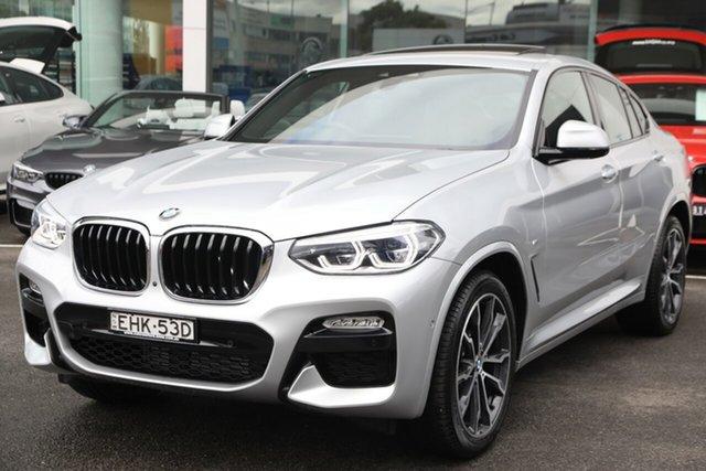Demonstrator, Demo, Near New BMW X4 xDrive20d M Sport, Brookvale, 2019 BMW X4 xDrive20d M Sport Wagon