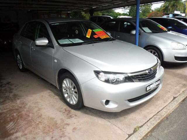 Used Subaru Impreza R (AWD), East Lismore, 2009 Subaru Impreza R (AWD) MY09 Sedan