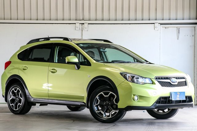 Used Subaru XV 2.0i-L Lineartronic AWD, Laverton North, 2015 Subaru XV 2.0i-L Lineartronic AWD Wagon