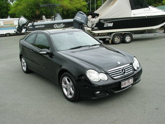 Used Mercedes-Benz C180 Kompressor, Albion, 2006 Mercedes-Benz C180 Kompressor Coupe