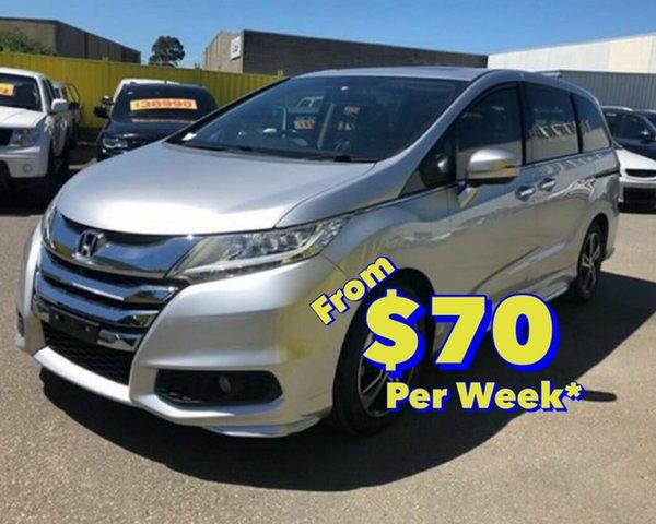 Used Honda Odyssey VTi-L, Cranbourne, 2014 Honda Odyssey VTi-L Wagon