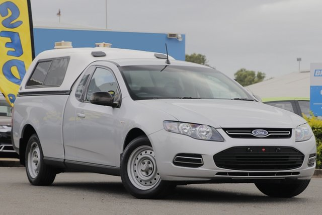 Used Ford Falcon EcoLPi Ute Super Cab, Bowen Hills, 2014 Ford Falcon EcoLPi Ute Super Cab Utility