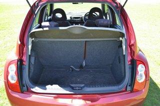 2009 Nissan Micra Hatchback.