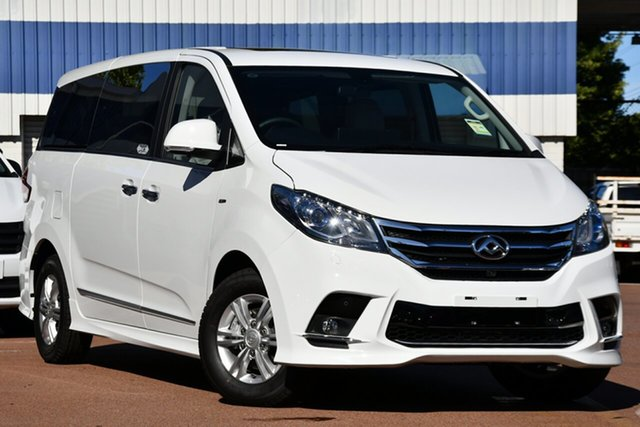 New LDV G10 Executive, Rocklea, 2020 LDV G10 Executive Wagon