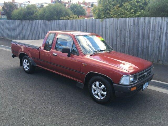 Used Toyota Hilux SR5, North Hobart, 1997 Toyota Hilux SR5 X Cab Pickup