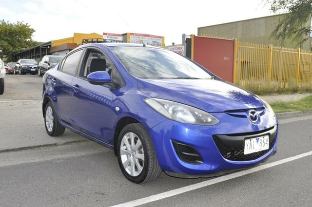 Used Mazda 2 Maxx, Hoppers Crossing, 2010 Mazda 2 Maxx Sedan
