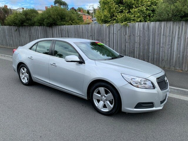 Used Holden Malibu CDX, North Hobart, 2014 Holden Malibu CDX Sedan