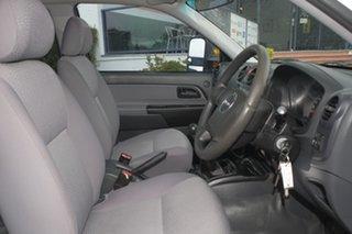 2011 Isuzu D-MAX SX Space Cab Cab Chassis.