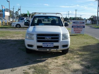 2007 Ford Ranger XL (4x2) Cab Chassis.