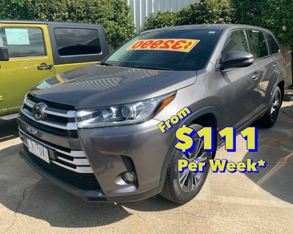 Used Toyota Kluger GX 2WD, Cranbourne, 2018 Toyota Kluger GX 2WD Wagon