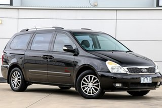 2010 Kia Grand Carnival Platinum Wagon.
