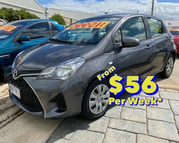 Used Toyota Yaris Ascent, Cranbourne, 2015 Toyota Yaris Ascent Hatchback