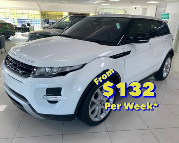 Used Land Rover Range Rover Evoque TD4 Dynamic, Cranbourne, 2013 Land Rover Range Rover Evoque TD4 Dynamic Wagon
