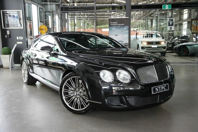 Used Bentley Continental GT Speed, North Melbourne, 2009 Bentley Continental GT Speed Coupe