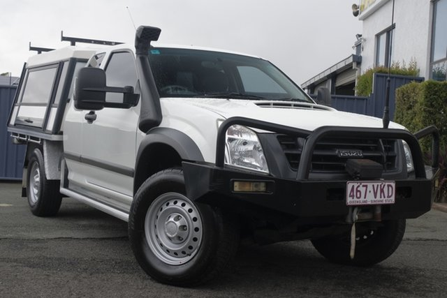 Used Isuzu D-MAX SX Space Cab, Slacks Creek, 2011 Isuzu D-MAX SX Space Cab Cab Chassis
