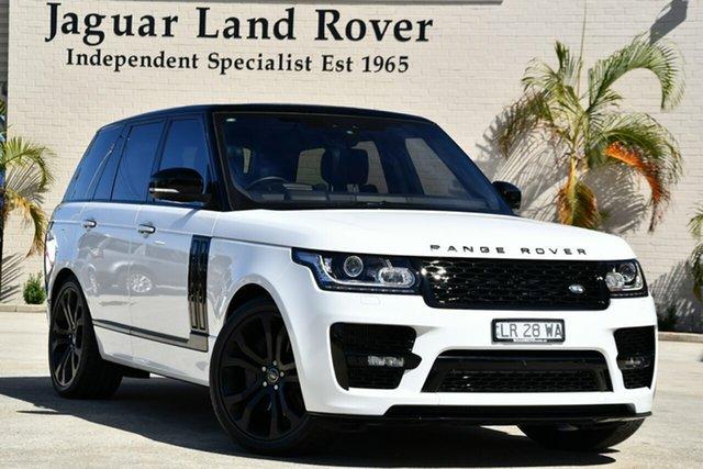Used Land Rover Range Rover SDV8 Vogue SE, Welshpool, 2018 Land Rover Range Rover SDV8 Vogue SE Wagon