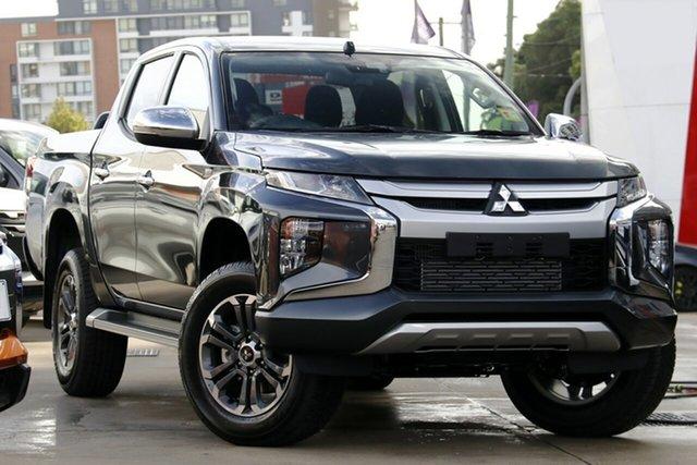 Demonstrator, Demo, Near New Mitsubishi Triton GLX-R Double Cab, Bowen Hills, 2020 Mitsubishi Triton GLX-R Double Cab Utility