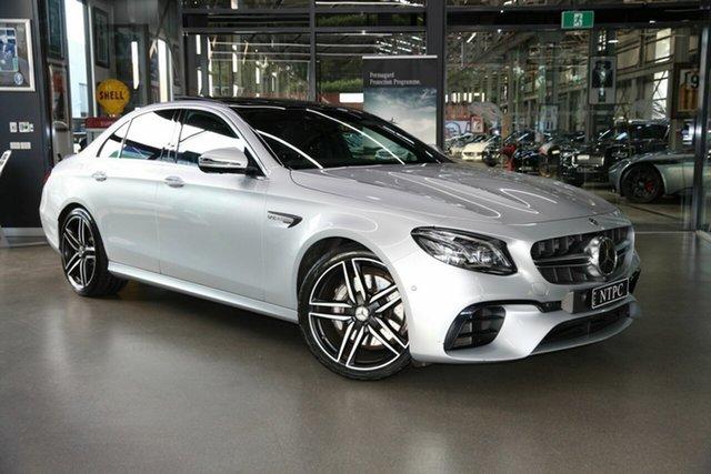 Used Mercedes-Benz E-Class E63 AMG SPEEDSHIFT MCT 4MATIC+, North Melbourne, 2017 Mercedes-Benz E-Class E63 AMG SPEEDSHIFT MCT 4MATIC+ Sedan