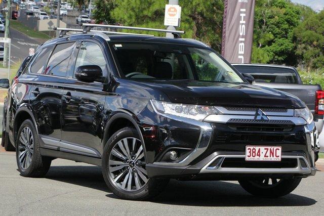 Demonstrator, Demo, Near New Mitsubishi Outlander LS 2WD, Toowong, 2019 Mitsubishi Outlander LS 2WD Wagon