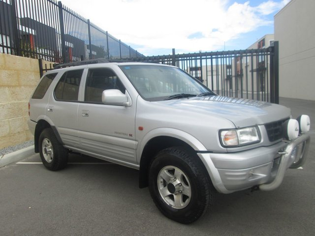 Used Holden Frontera SE, O'Connor, 1999 Holden Frontera SE Wagon