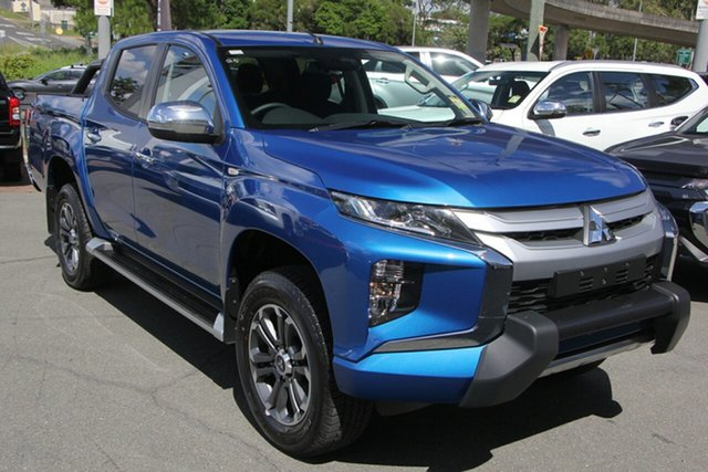 New Mitsubishi Triton GLX-R Double Cab, Toowong, 2020 Mitsubishi Triton GLX-R Double Cab Utility