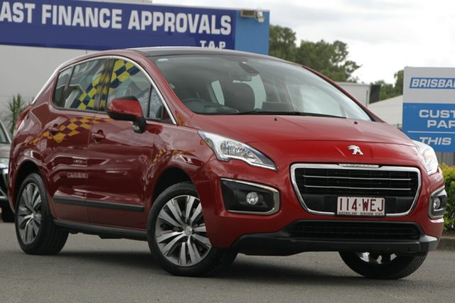 Used Peugeot 3008 Active SUV, Rocklea, 2015 Peugeot 3008 Active SUV Hatchback