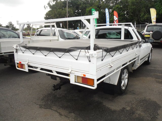 Used Ford Falcon XL, East Lismore, 2005 Ford Falcon XL BF Cab Chassis