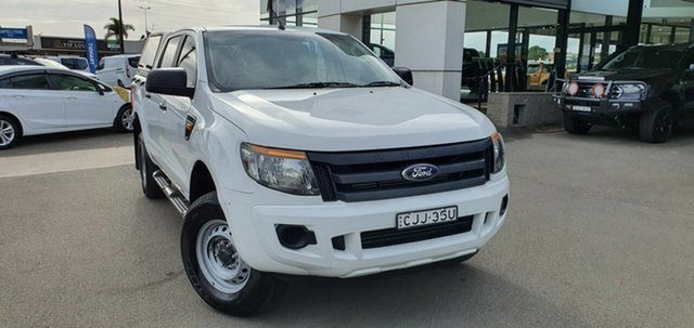 Used Ford Ranger XL Double Cab 4x2 Hi-Rider, Narellan, 2012 Ford Ranger XL Double Cab 4x2 Hi-Rider Utility
