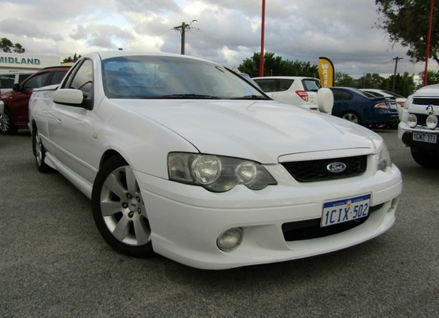 Used Ford Falcon XR8 Ute Super Cab, Bellevue, 2004 Ford Falcon XR8 Ute Super Cab Utility