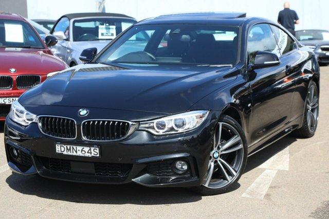Used BMW 430i M Sport, Brookvale, 2016 BMW 430i M Sport Coupe