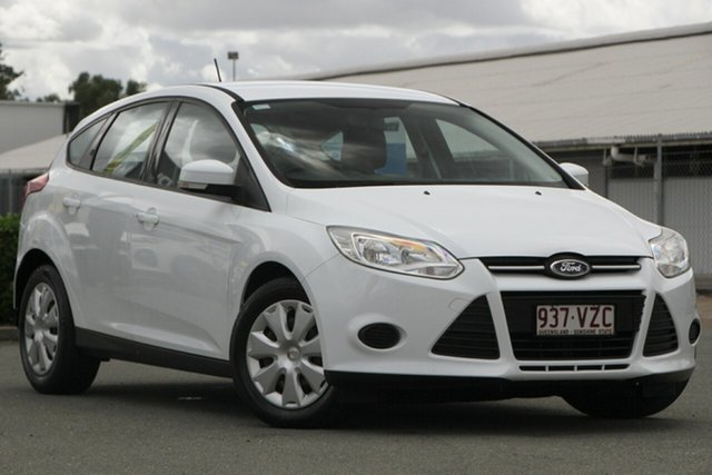Used Ford Focus Ambiente PwrShift, Toowong, 2012 Ford Focus Ambiente PwrShift Hatchback