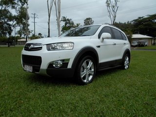 2013 Holden Captiva 7 LX (4x4) Wagon.