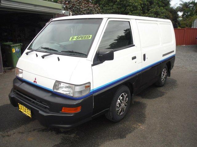 Used Mitsubishi Express SWB, East Lismore, 2008 Mitsubishi Express SWB SJ MY07 Van