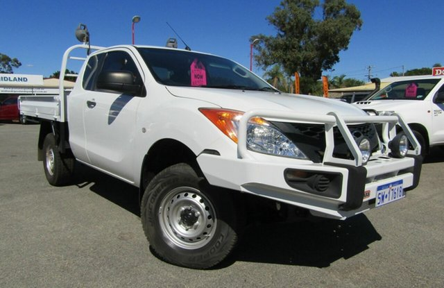 Used Mazda BT-50 XT Freestyle, Bellevue, 2012 Mazda BT-50 XT Freestyle Cab Chassis
