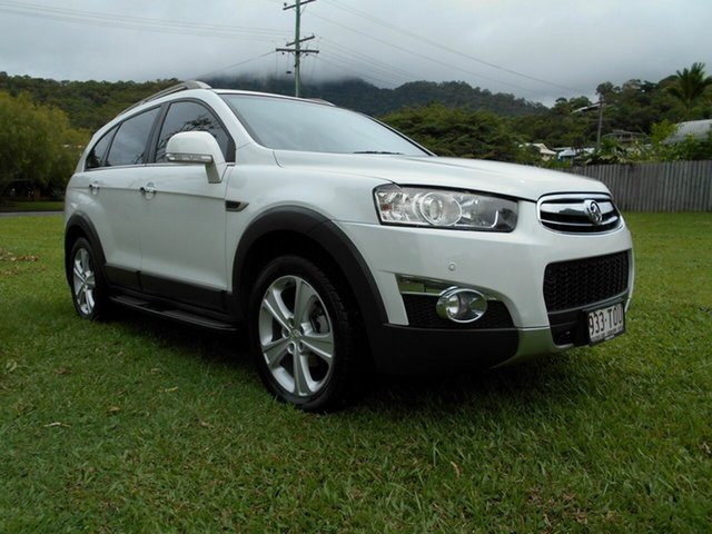 Used Holden Captiva 7 LX (4x4), Cairns, 2013 Holden Captiva 7 LX (4x4) Wagon