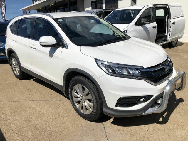 Discounted Used Honda CR-V VTi 4WD, Yamanto, 2016 Honda CR-V VTi 4WD Wagon