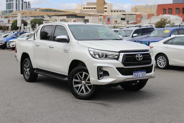 Used Toyota Hilux SR5 Double Cab, Northbridge, 2018 Toyota Hilux SR5 Double Cab Utility